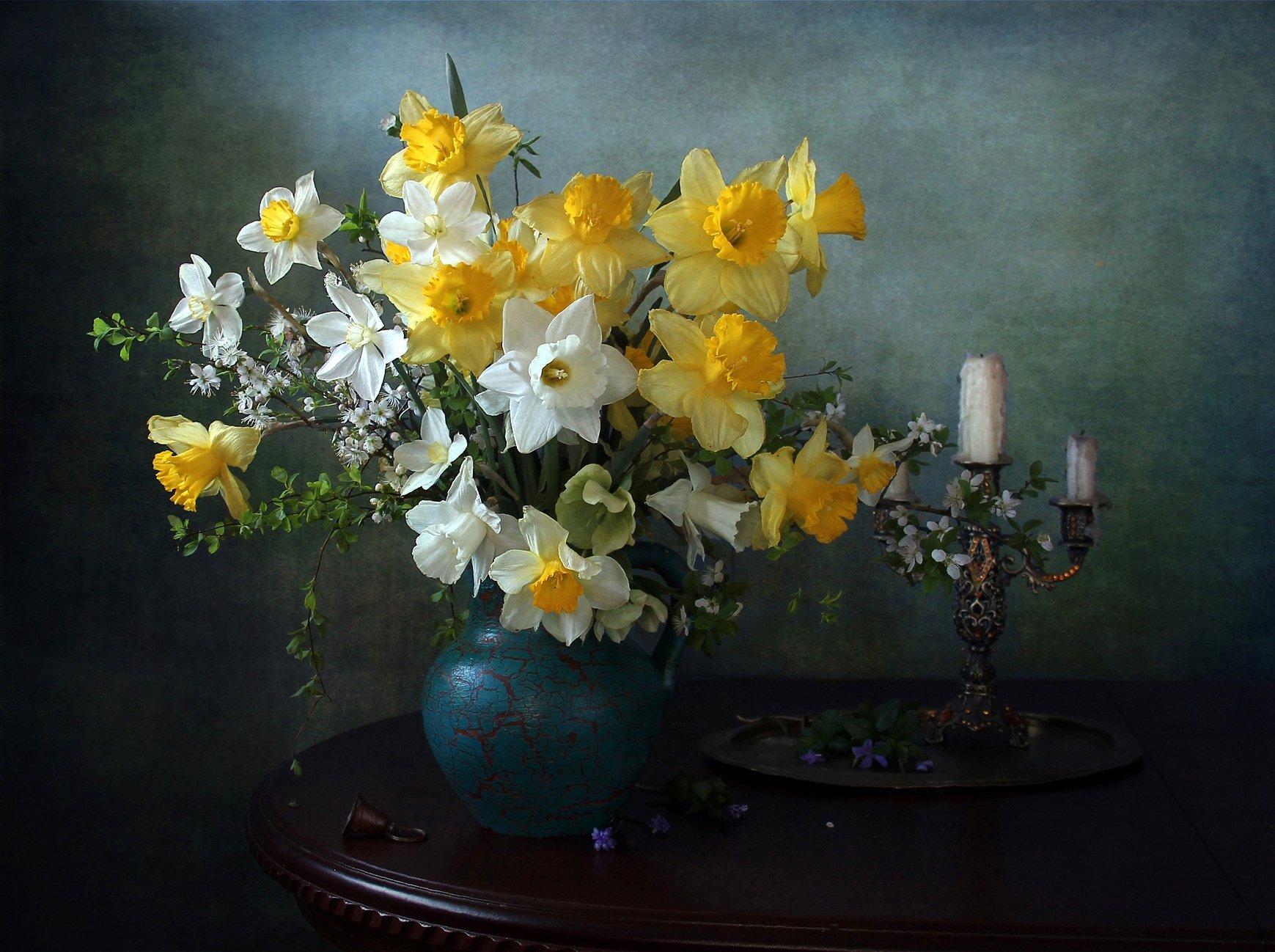 натюрморт, цветы, марина филатова, Марина Филатова