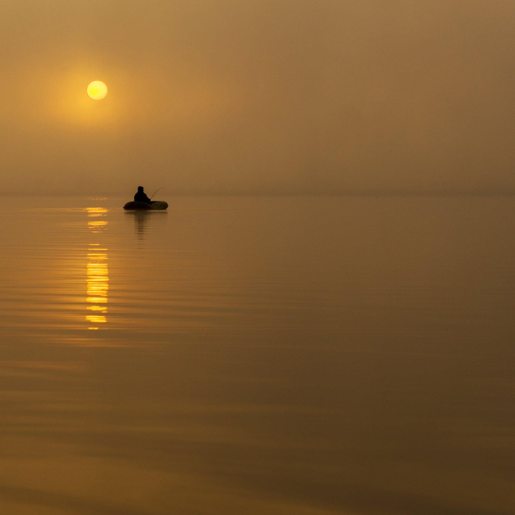 природа,рыбалка, Валерий Черняк