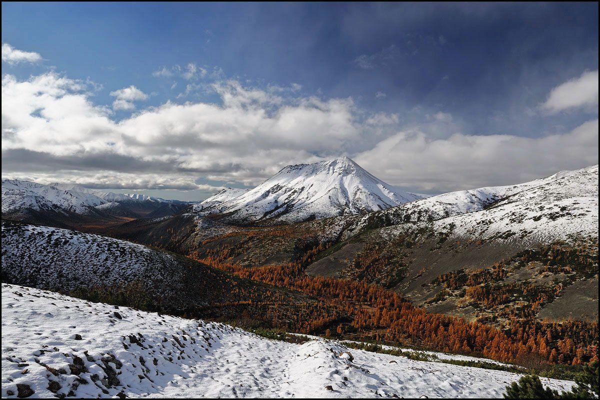 горы дэл урэкчэн, магаданская область, Олег