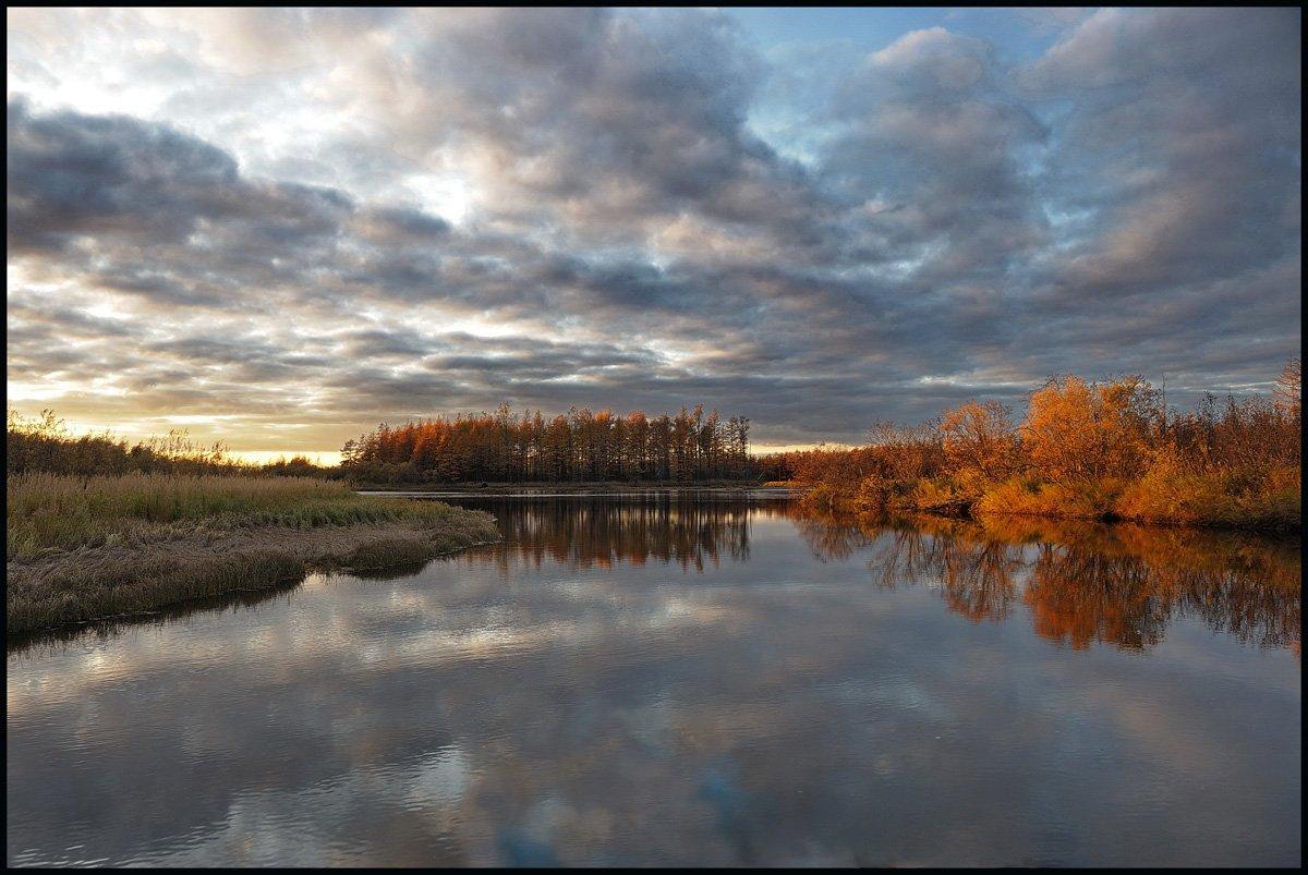 магаданская, область, река, ланковая, Олег