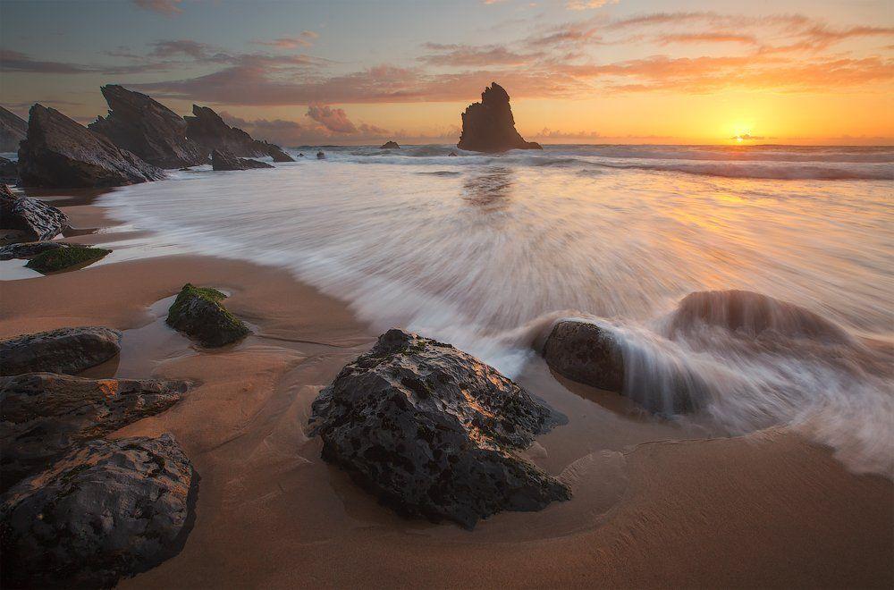 praia da adraga portugal kljuchenkow landscape, Aleksandr Kljuchenkow
