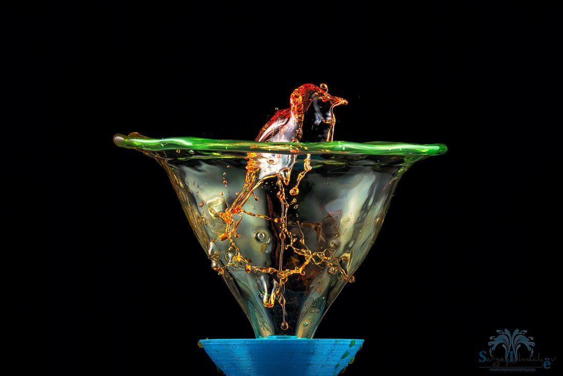 капли, жидкость, макро, арт, всплеск, сергейтолмачев, liquidart, art, liquid, Сергей Толмачев