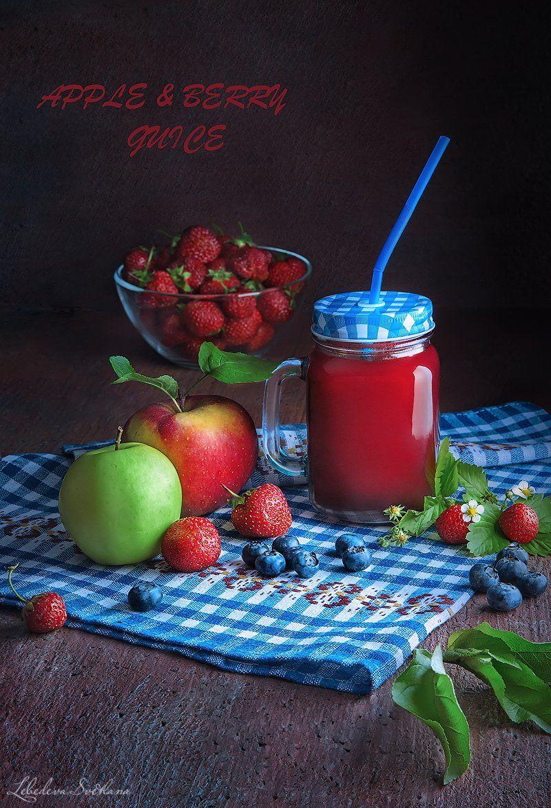 смузи,коктель,фрукты,ягоды,напиток,натюрморт, Светлана Лебедева