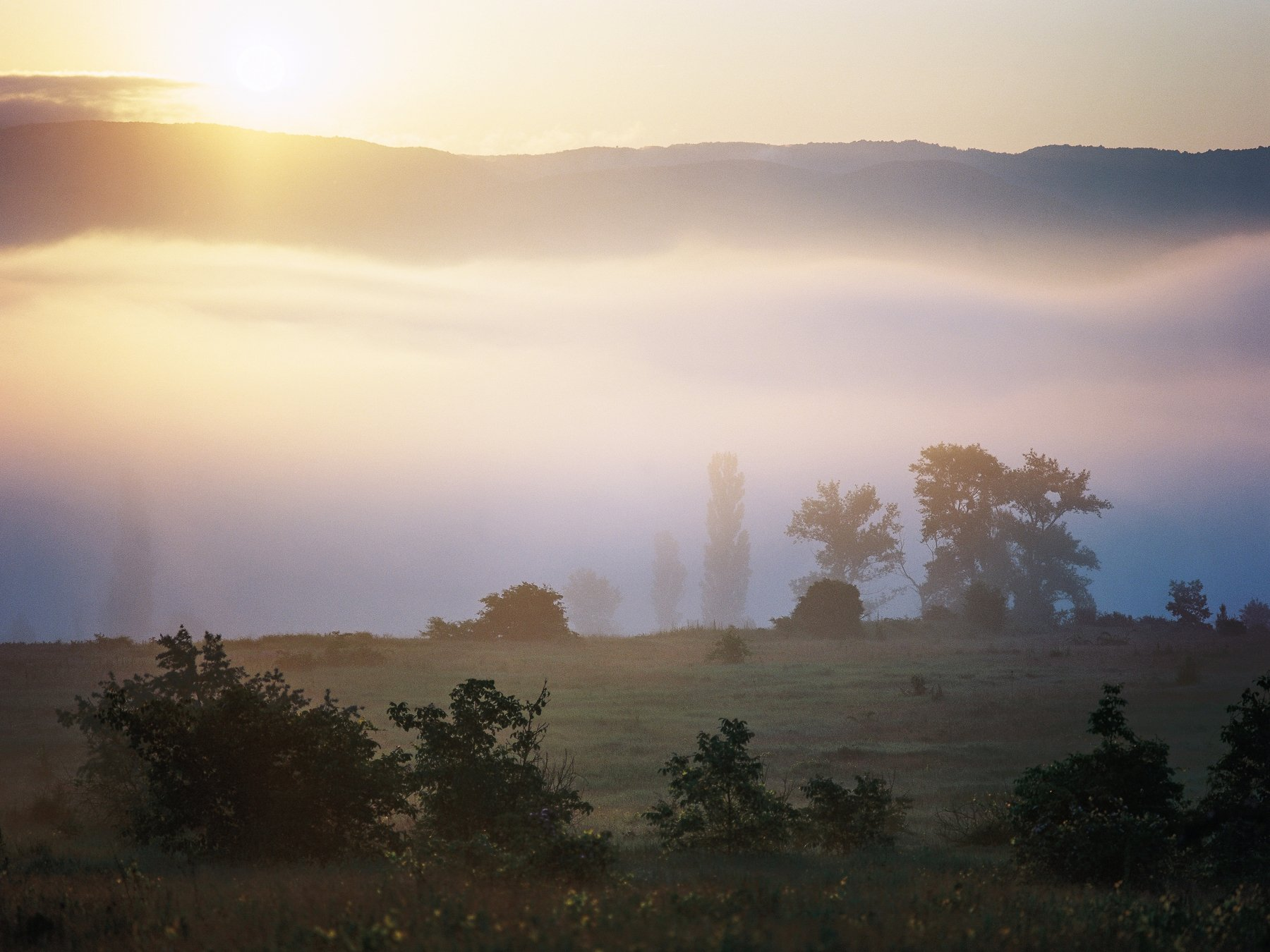 восход, Эдуард Перов