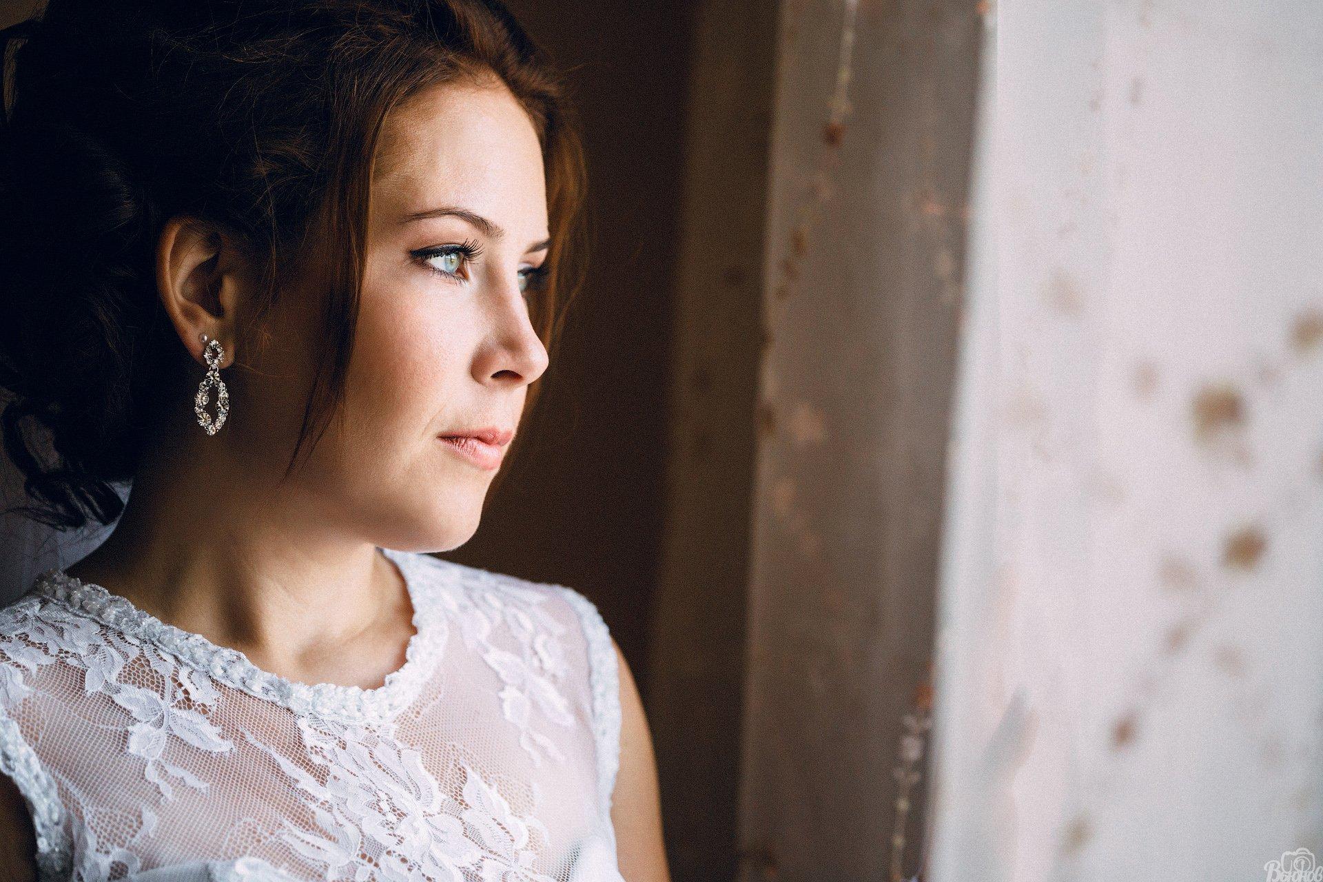 портрет,свадебная фотография,невеста,моршанск,девушка,, Вьюнов Сергей