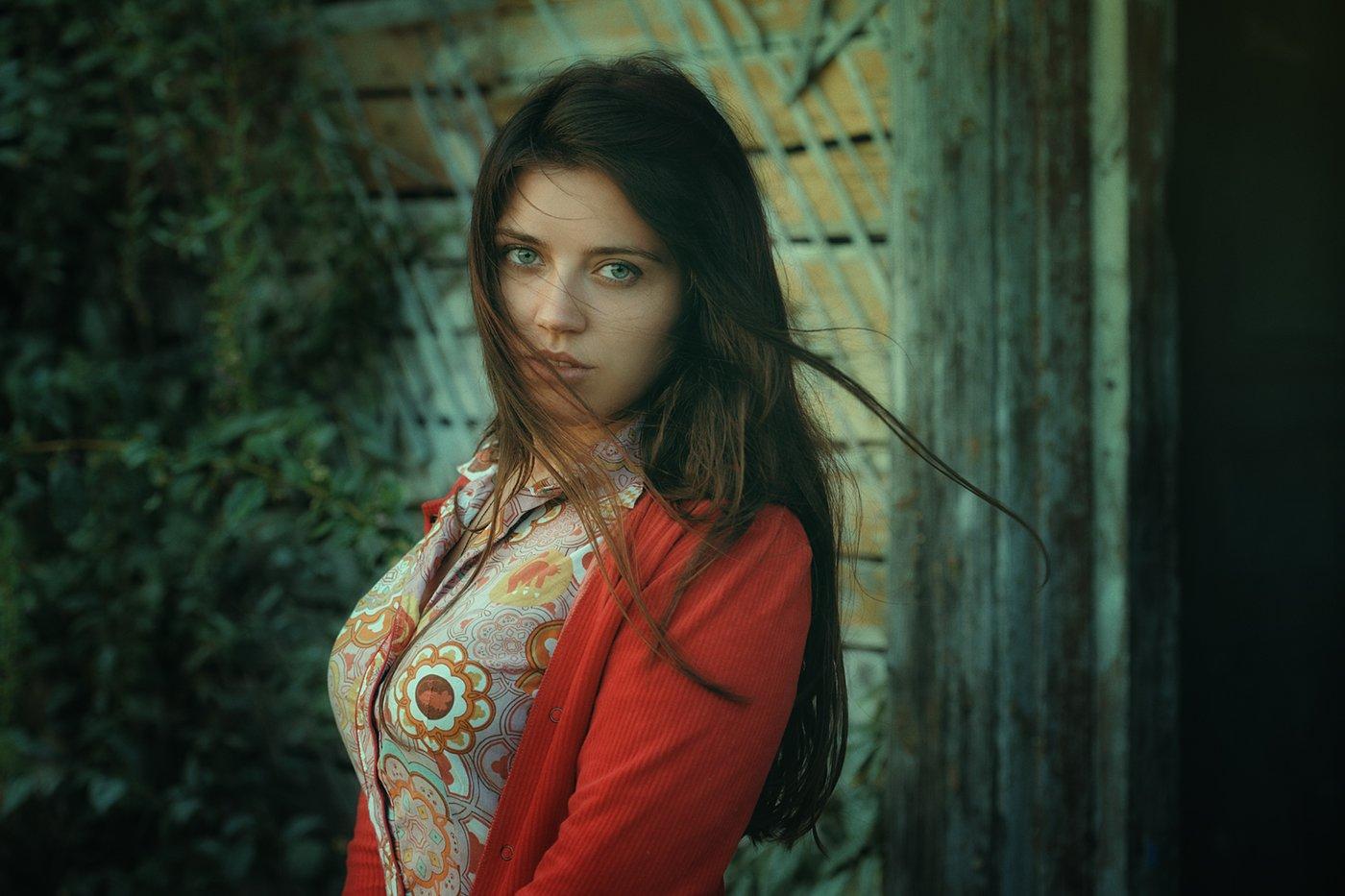 девушка, модель, Вьюшкин Игорь