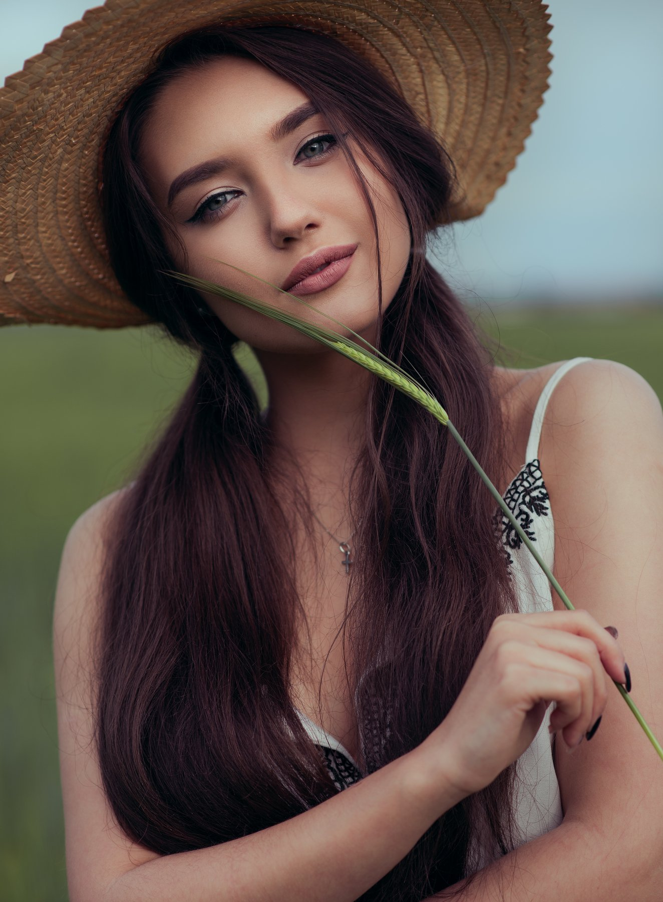 girl,portrait,color,beautiful,cute,pretty,sensual, Андрей Фирсов