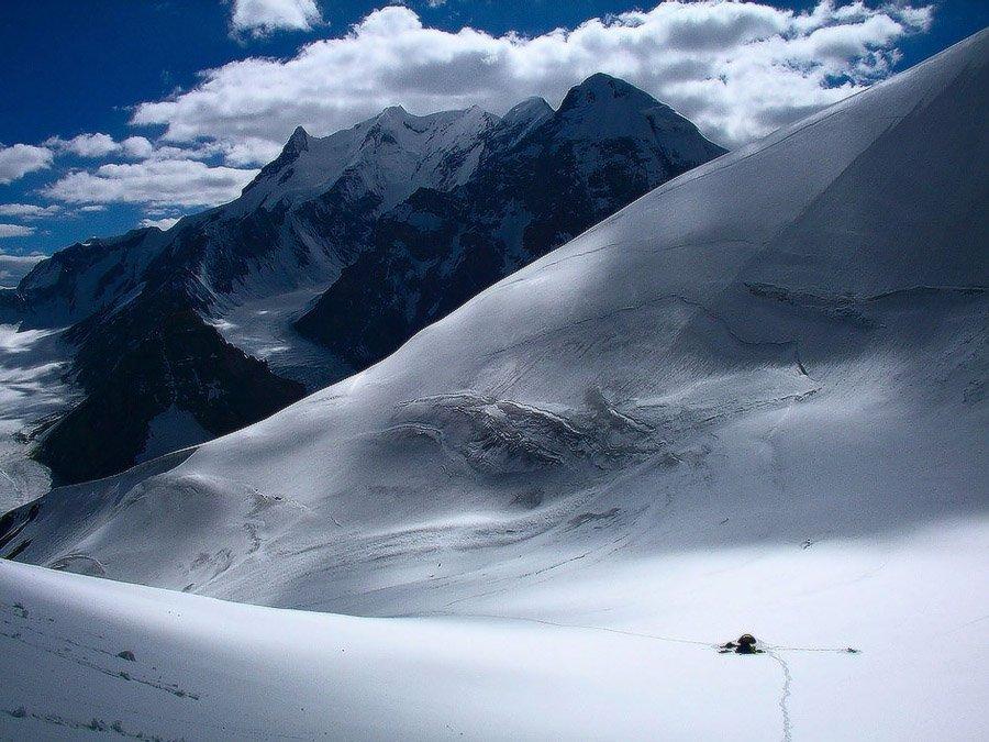 горы, люди, ночевка..., Жаров Андрей