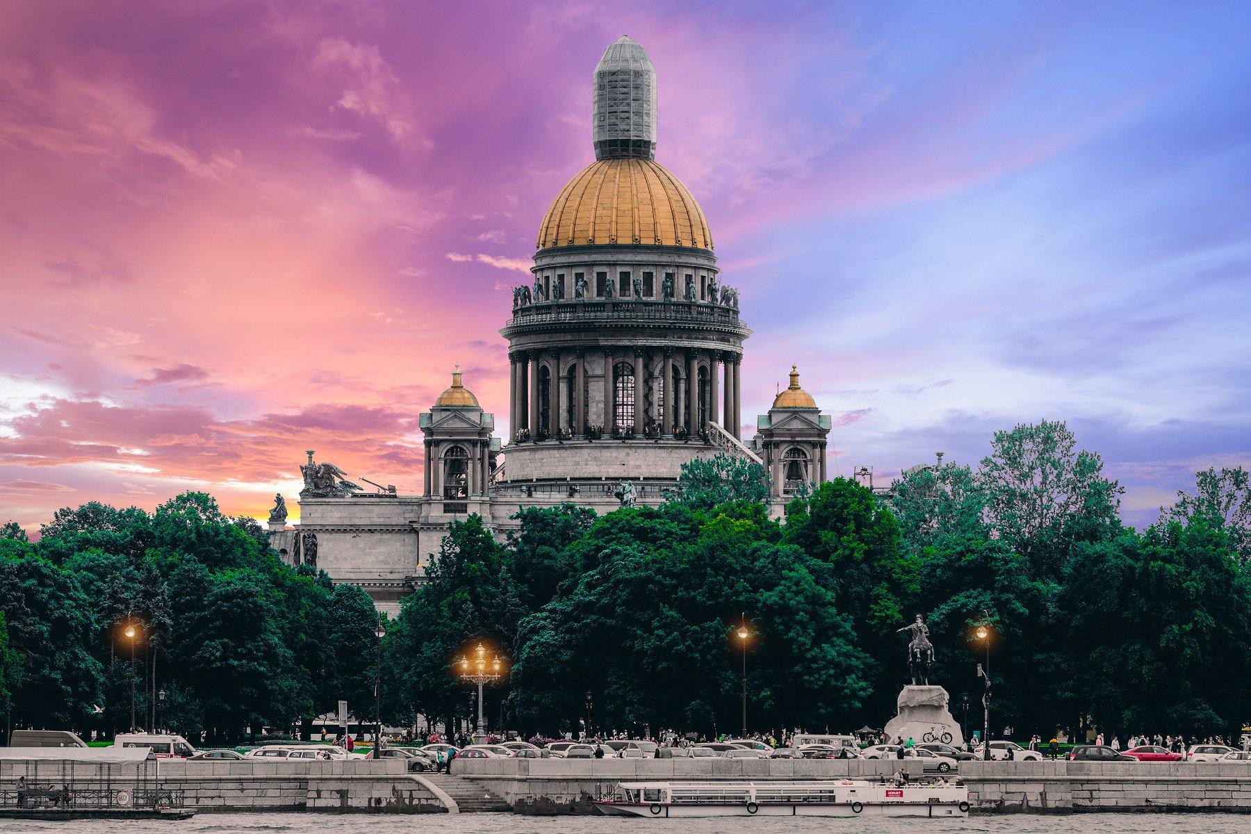 summer, russia, спб, лето, city, sky, небо, город, архитектура, река, Andrei Mikhailov