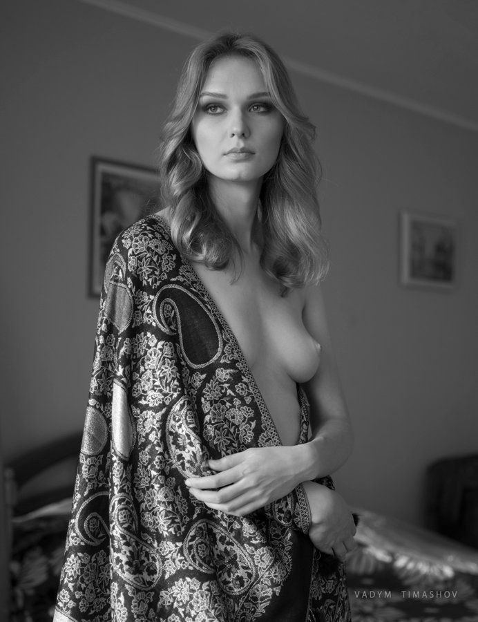 art, beauty, nude, print, portrait, vadym timashov, black and white, film, model, Вадим Тимашов