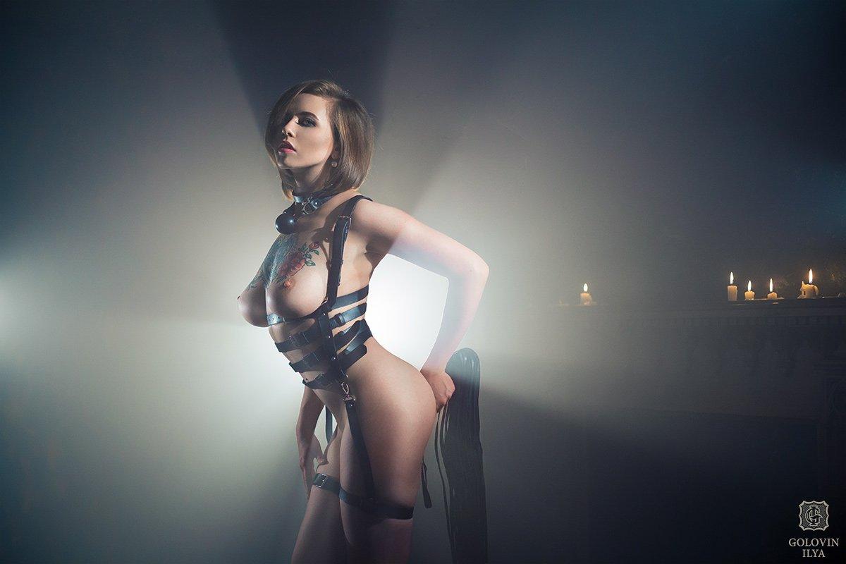 nude, ню, Илья Головин