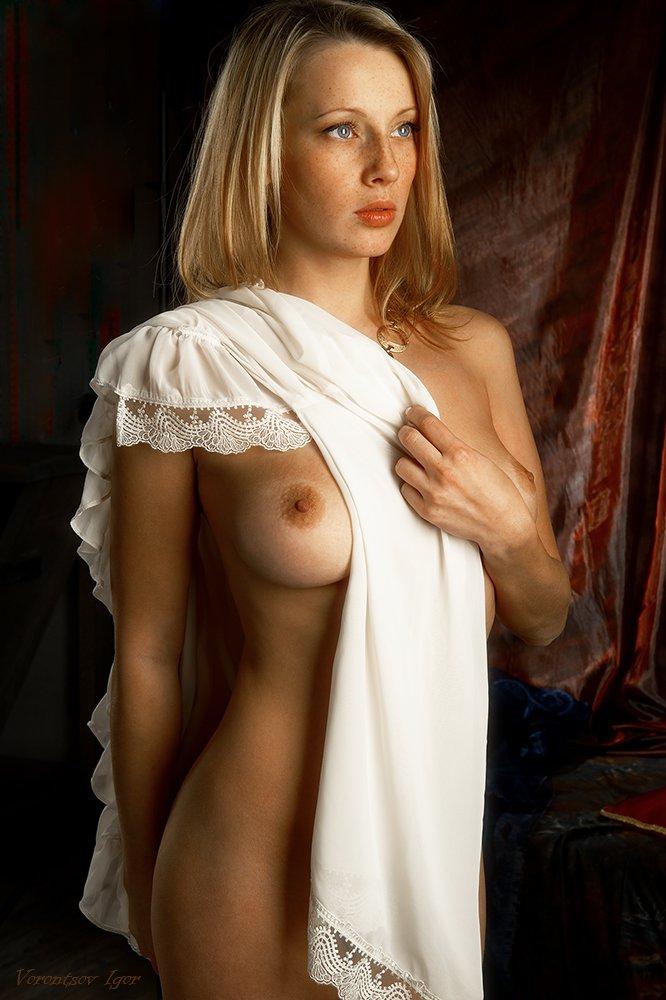 ню, девушки, грудь, обнажённая, Воронцов Игорь