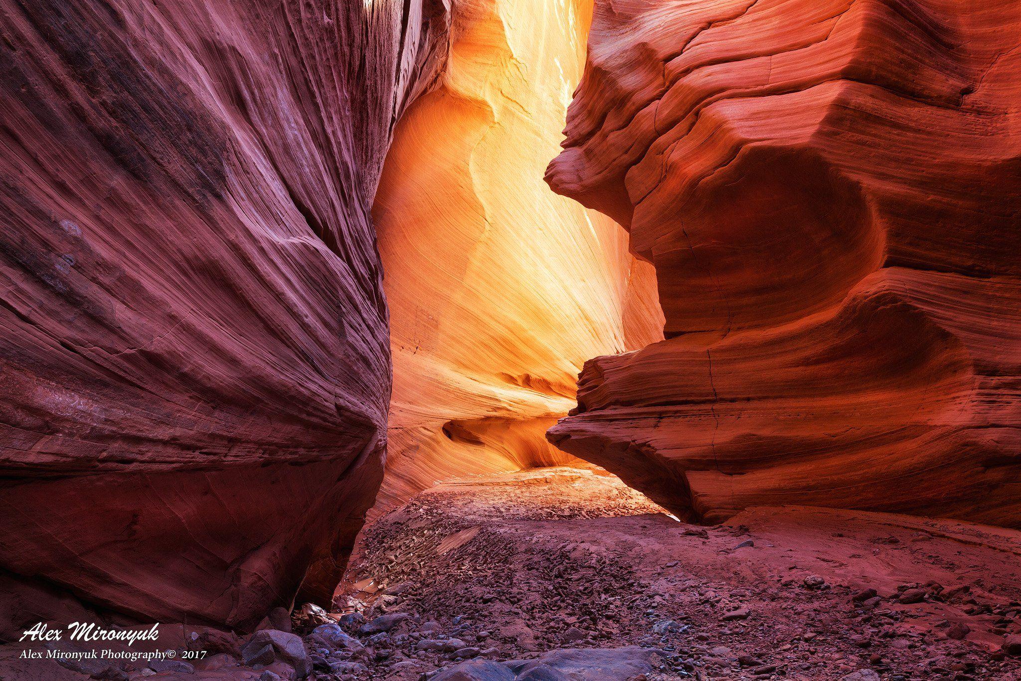 каньон, США, Юта, Аризона, юго-запад, путешествие, абстракция, пейзаж, свет, волны, лабиринт, пустыня, песчаник, геология, чудо, приключение, Alex Mironyuk