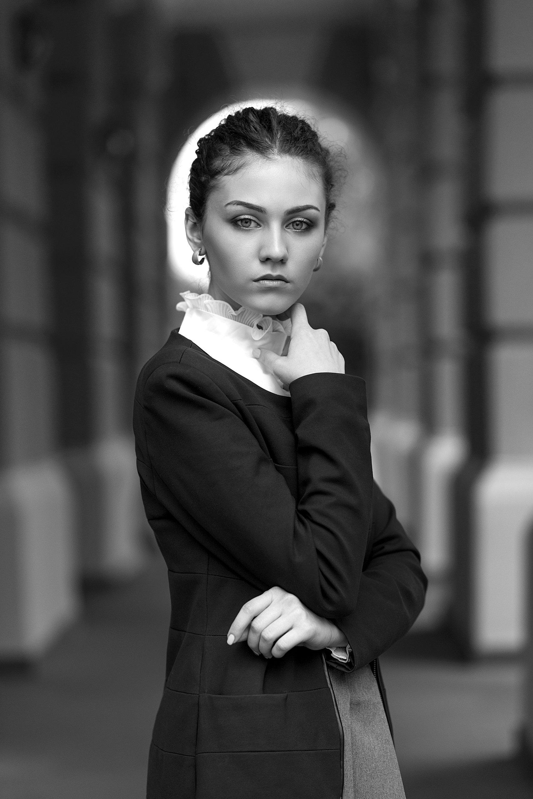 портрет, nikon, 85mm, portrait, Александр Макушин