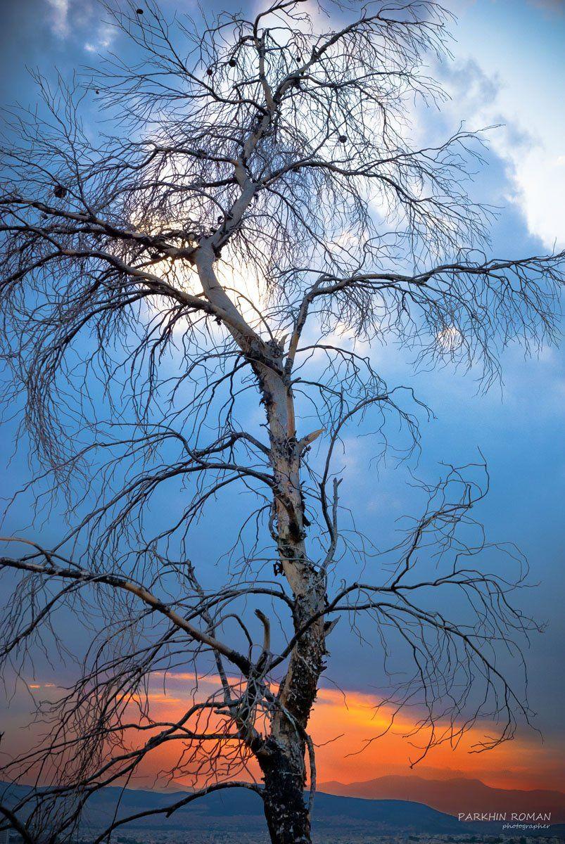 greece, pendeli, sunset, athens, ellada, Parkhin Roman
