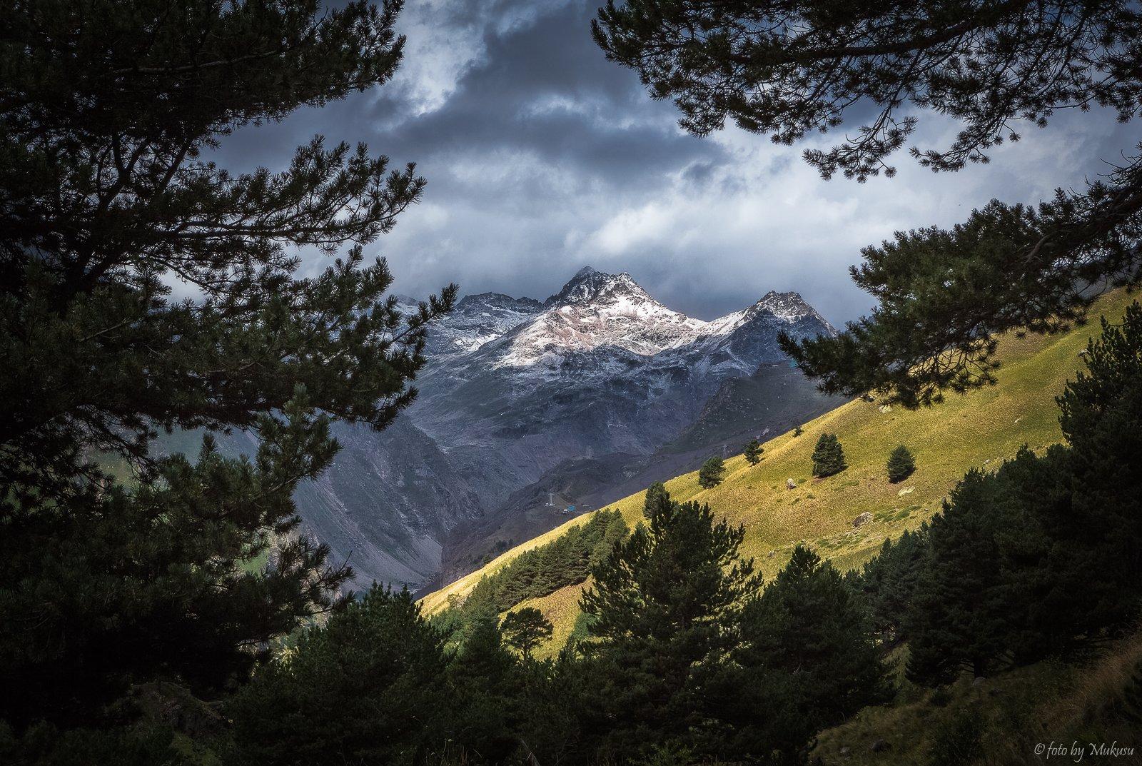 приэльбрусье, кавказ, пейзаж, путешествия, горы, Алексей Самойленко