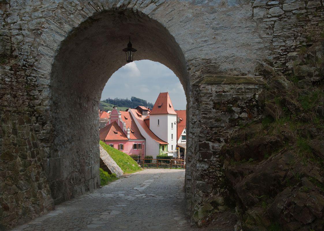 чехия,ч.крумлов,замок, Ravilin