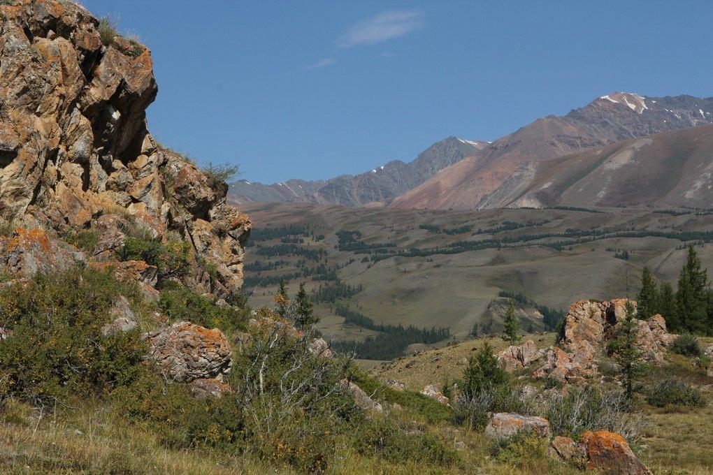 алтай,горный алтай,горы,северо-чуйский хребет,хребет, Олег Кулаков
