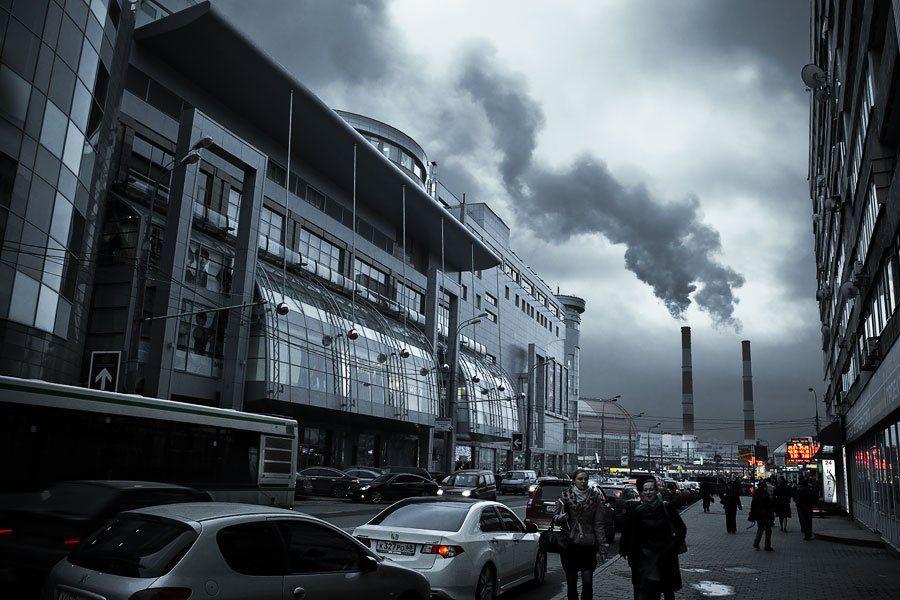 город, будущее, Пальников Иван