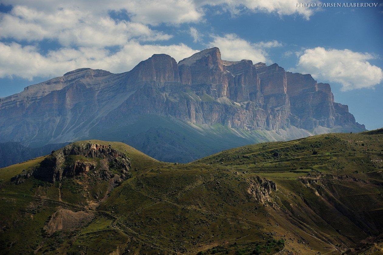 горы, предгорья, хребет, вершины, пики, озеро,каньон, обрыв, скалы, холмы, долина, облака, путешествия, туризм, карачаево-черкесия, кабардино-балкария, северный кавказ, АрсенАл