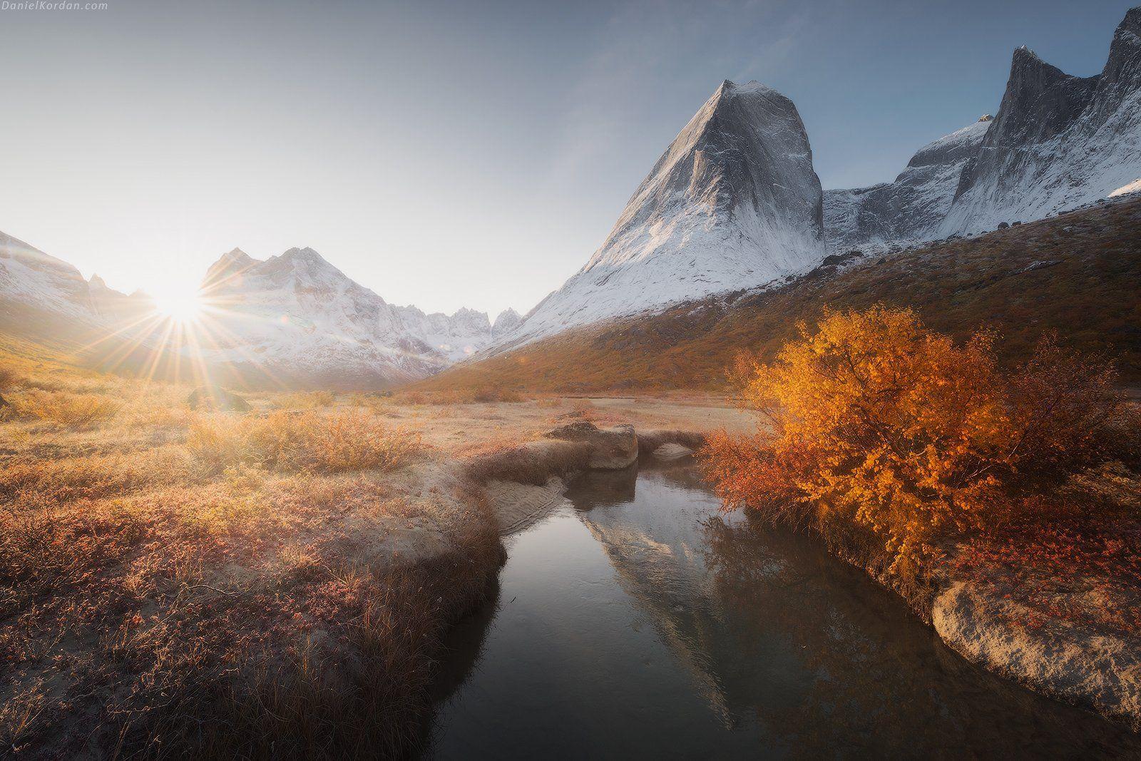 Гренландия, Даниил Коржонов
