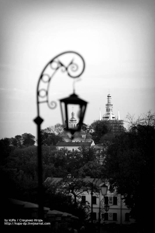 фонарь, купол, kUPa  Стеценко Игорь