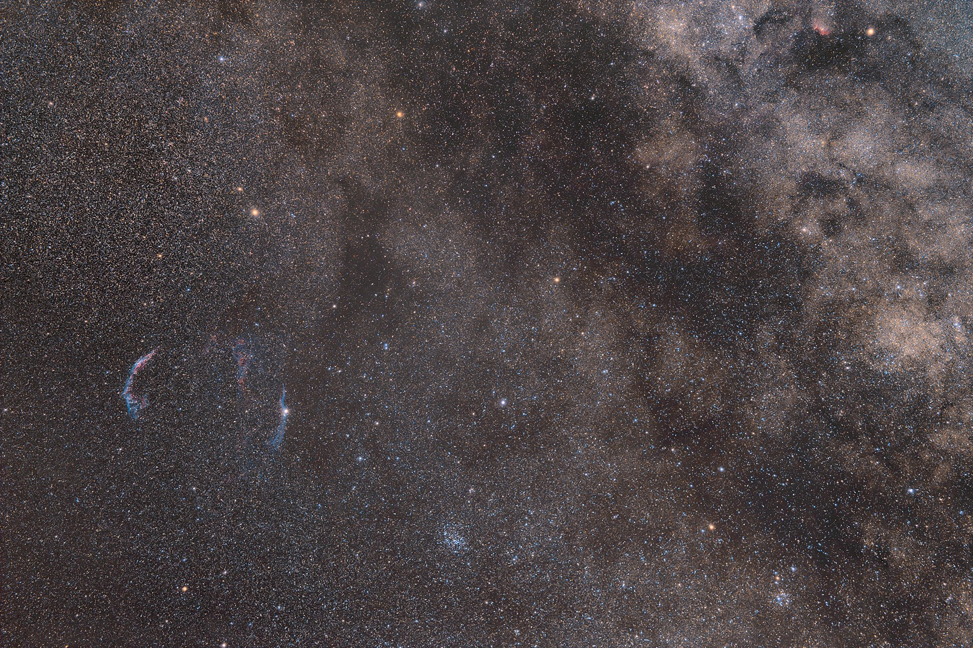 астрофото, фото космоса, Кузнецов Сергей