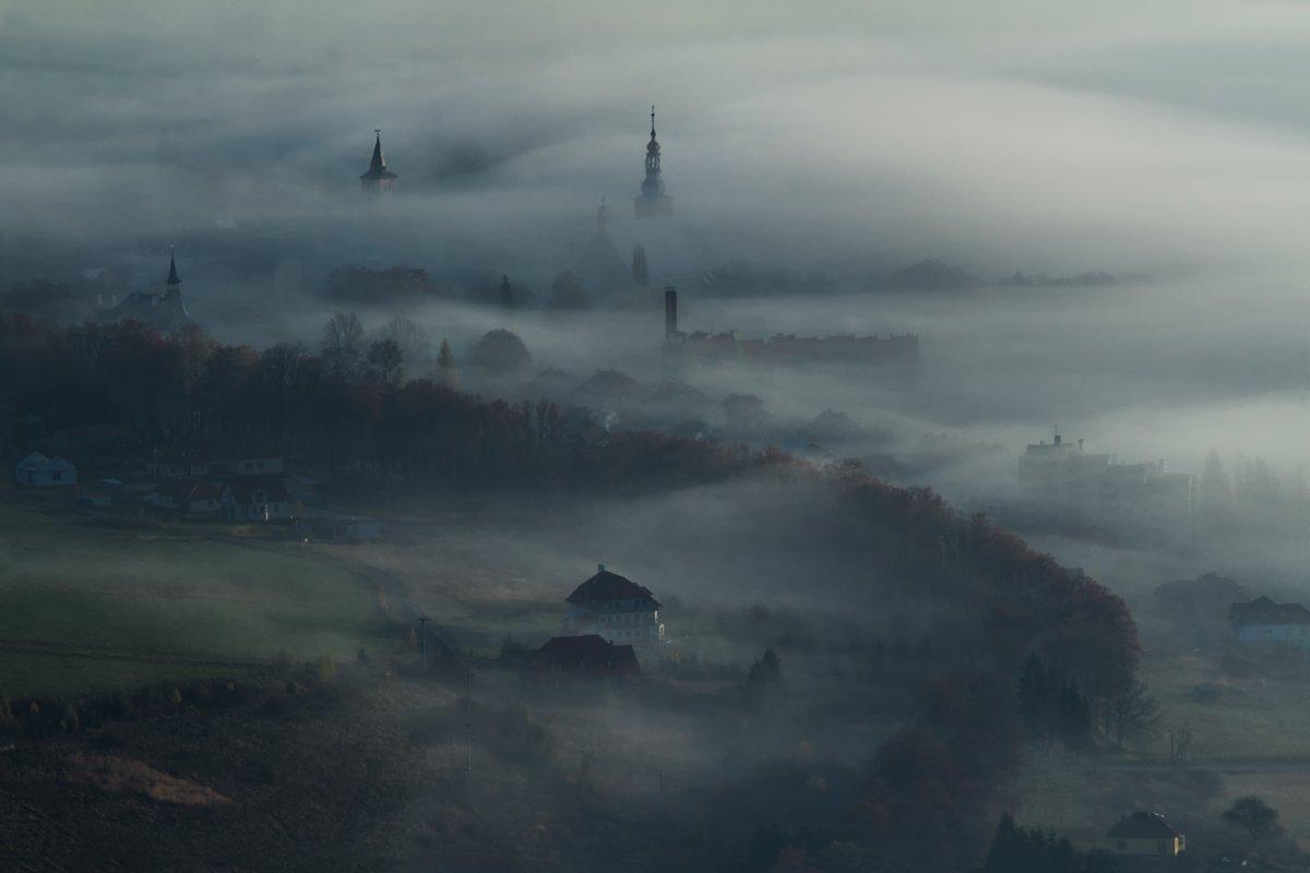 landscape,canon,mist,light,autumn, Iza,Darek