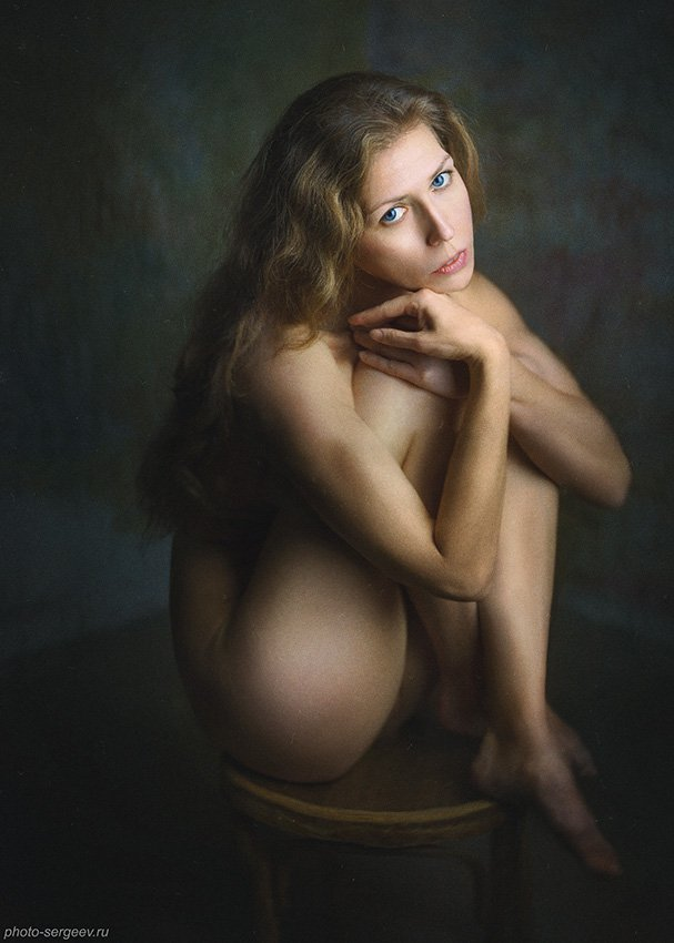 женщина, женственность,красота,душа,портрет, Сергеев Александр