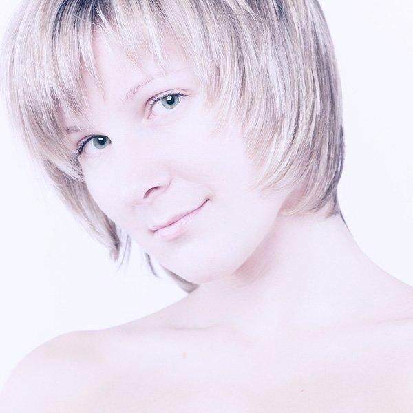 девушка, взгляд, портрет, vladimirvolkhonsky
