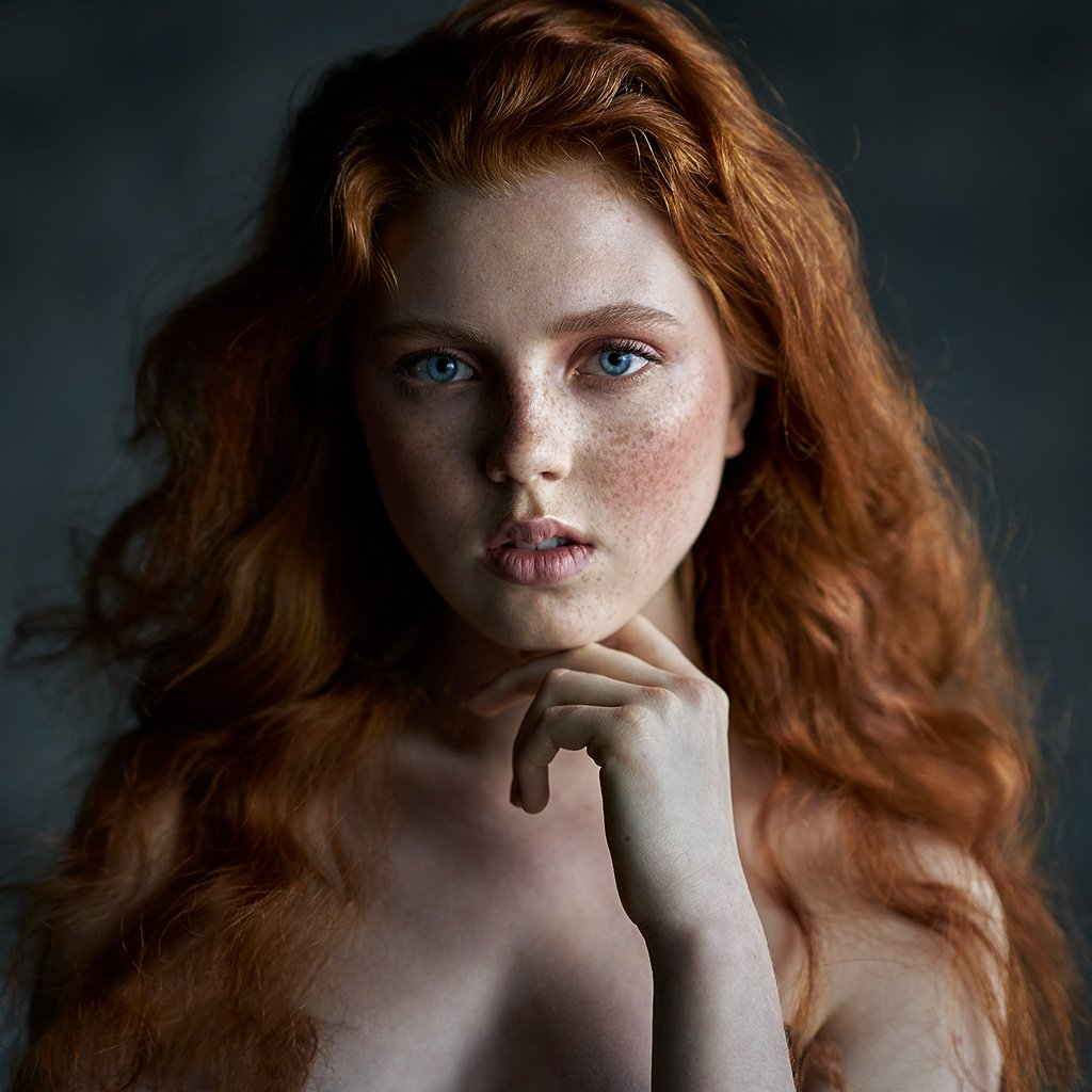 portrait, Казанцев Алексей