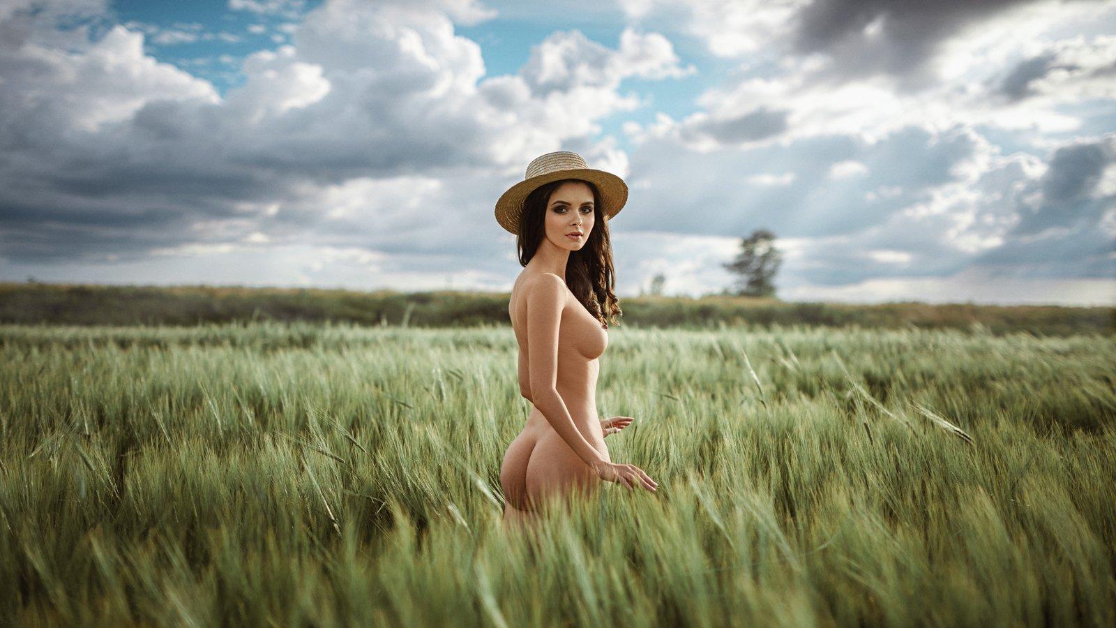 ню, nude, portrait, mood, портрет, art, Георгий Чернядьев