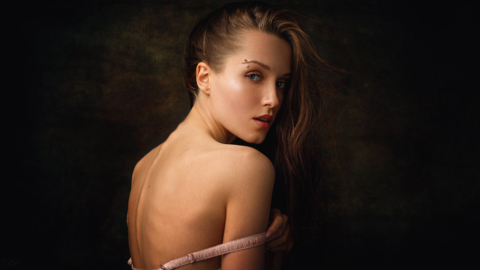 портрет, модель, portrait, model, headshot, Георгий Чернядьев