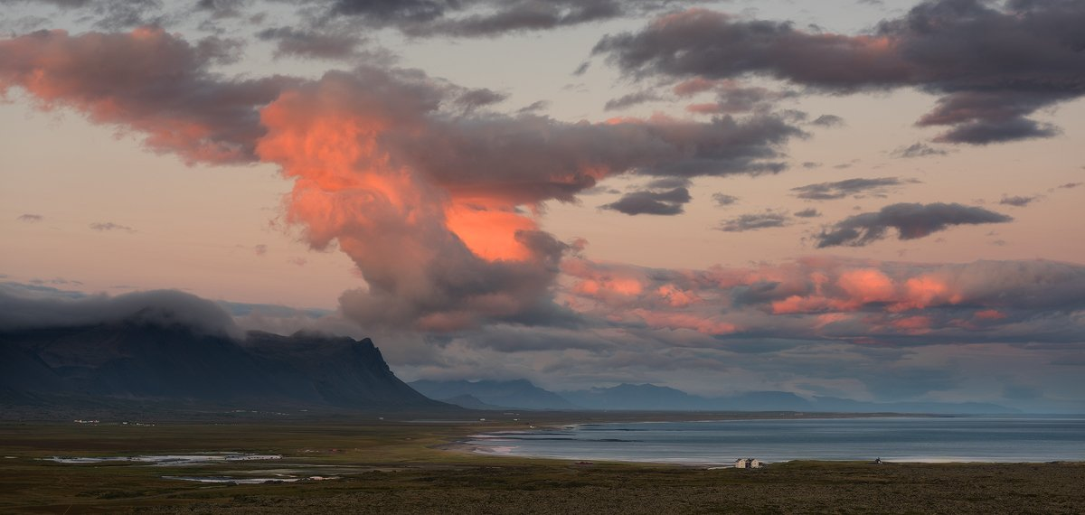 Iceland, Landscape, Константин Маслак