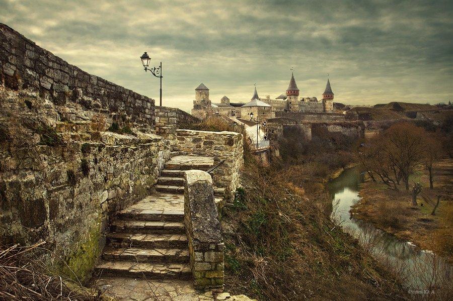 крепость, каменец-подольский, время, Gulyaev Yury