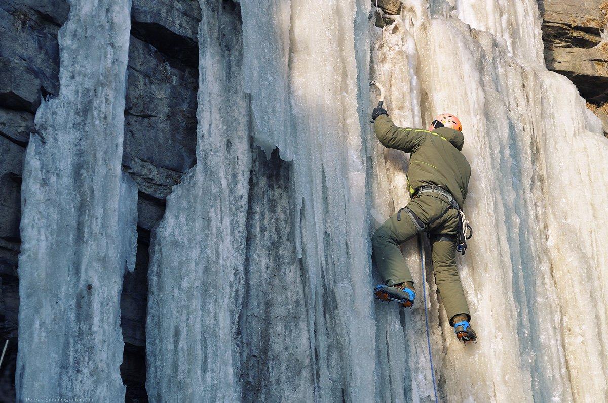 ледолазание, лёд, сосульки, владивосток, бухта, тихая, холод, собачий, ветер, Pete.J.Dunham