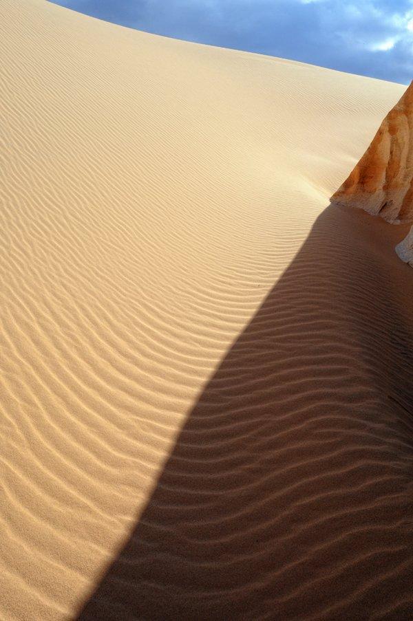 песок, дюна, Slowhill
