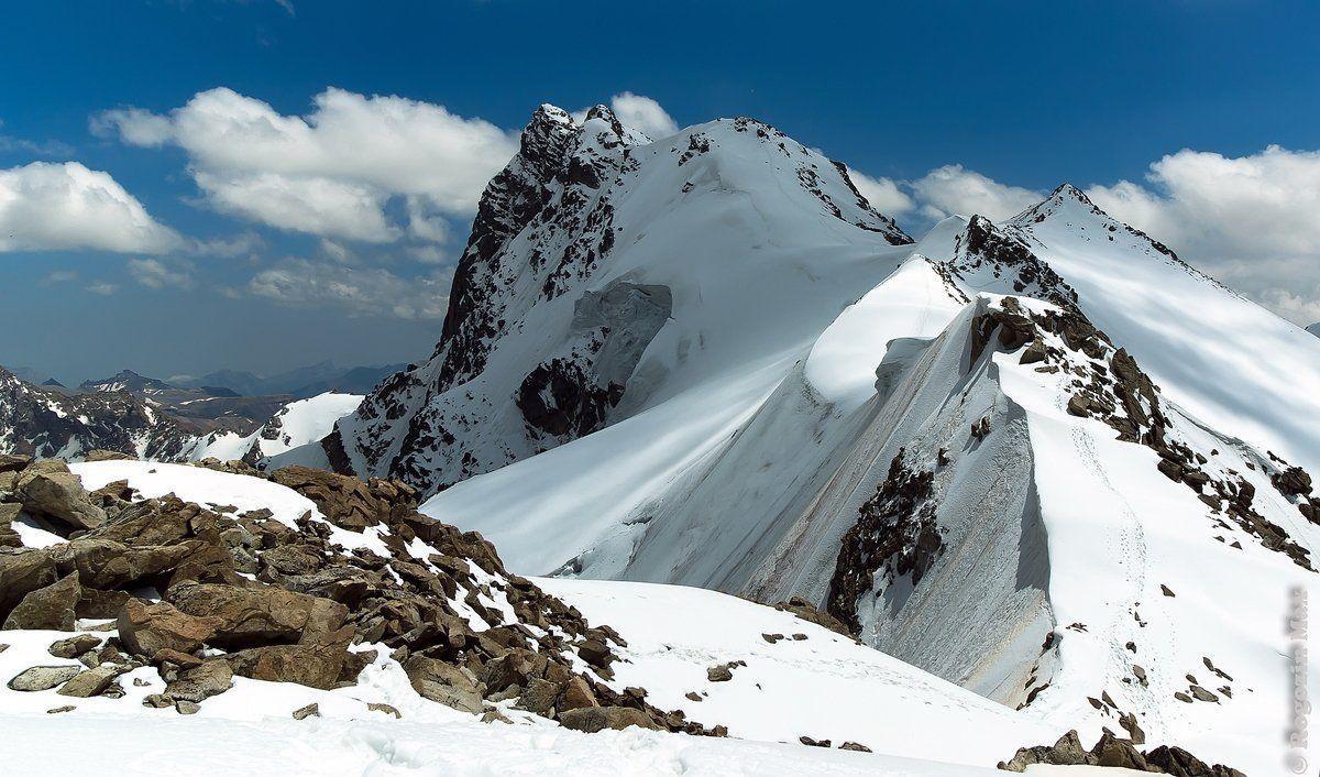 кавказ, горы, тютю-баши, Макс Рогозин