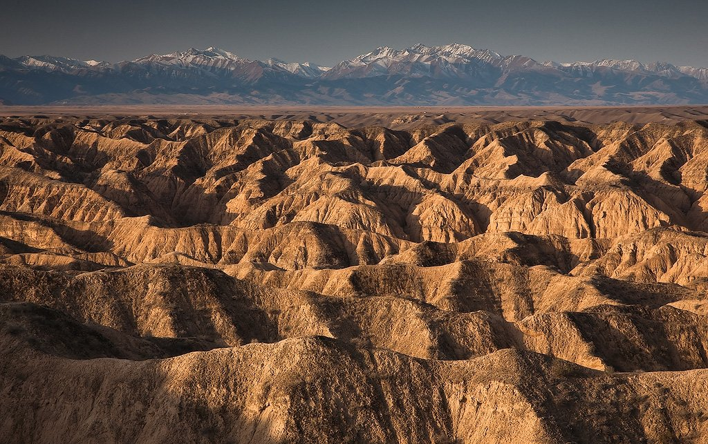 алматы, казахстан, чарынский каньон, Constantine Kikvidze