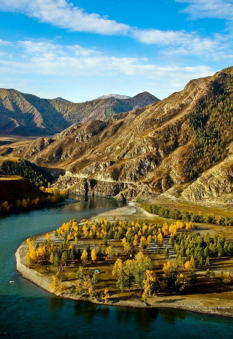 горный алтай,катунь,алтай,горы,осень,сентябрь,олег кулаков,oleg kulakov,ok-photo, Олег Кулаков