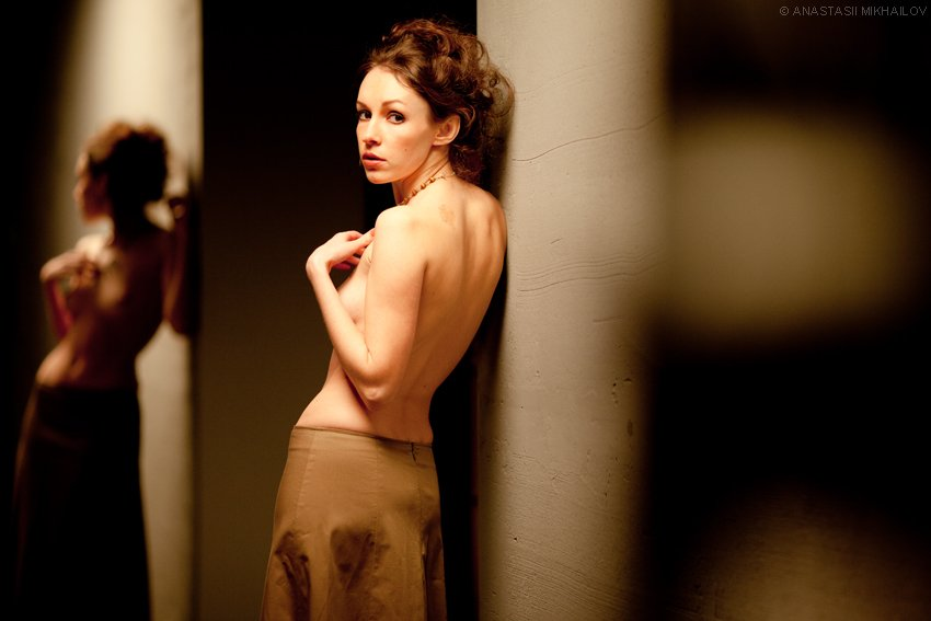 laura kogan, ню, зеркало, Laura Kogan