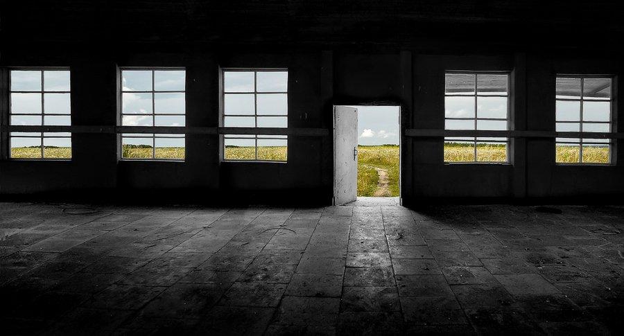 выход, одиночество, депрессия, klimentinn