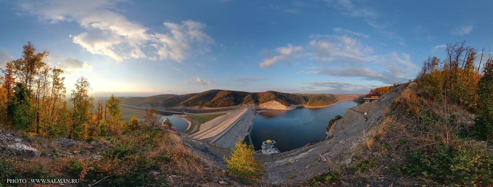 юмагузинское водохранилище,урал,2010,, salman