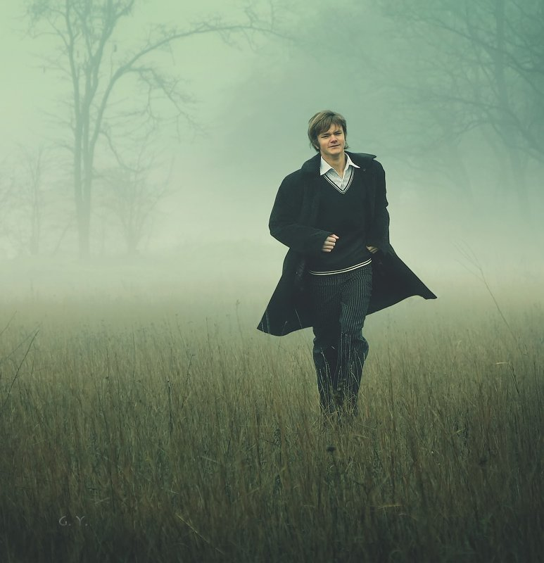 туман, мгла, Gulyaev Yury