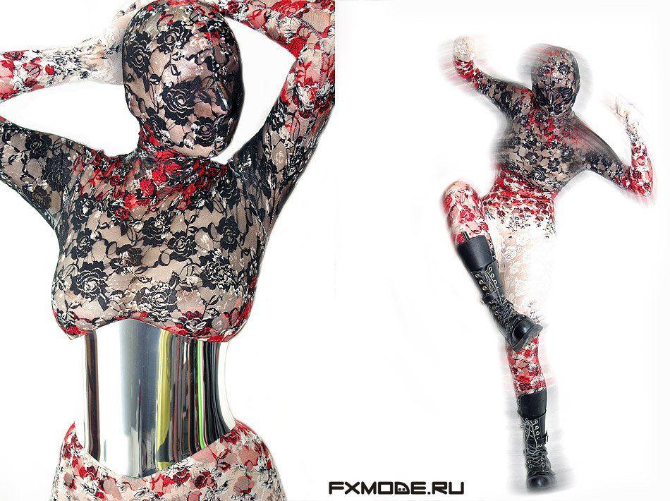 зентай, гипюр, фетиш, пояс, хромированный, агна деви, стиль, фетиш модель и дизайнер фетиш одежды Агна Деви (FetishModel.ru)