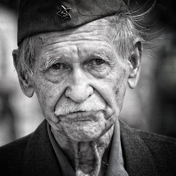 ветеран, война, 9 мая, праздник, со слезами на глазах, память, герои, vladimirvolkhonsky