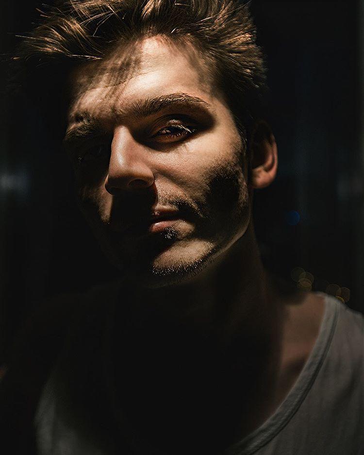 мужской, портрет, актер, 35мм, мужчина, Комарова Дарья