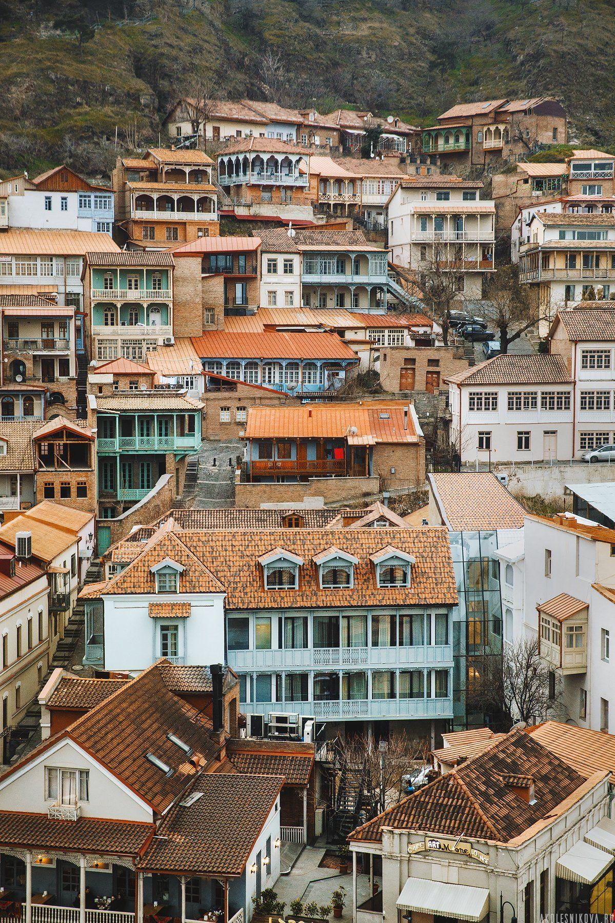 город, архитектура, путешествие, грузия, тбилиси, ритм, Анастасия Колесникова