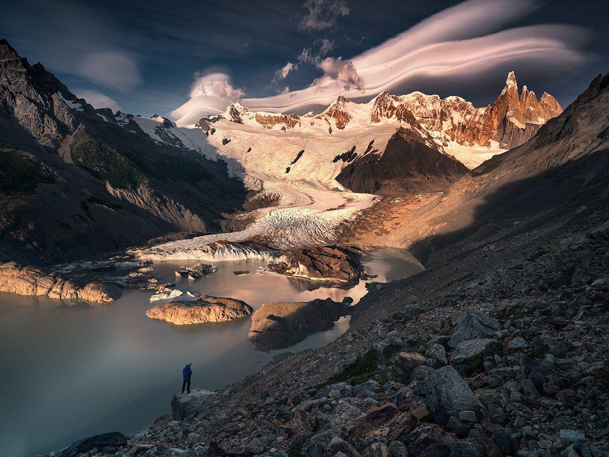 patagonia, fitz roy, argentina, Karol Nienartowicz