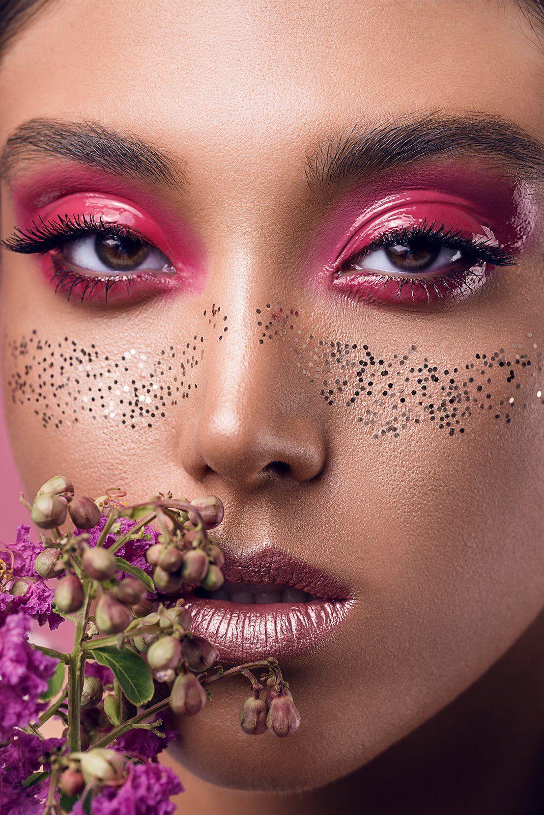 Beauty,fashion.pink.skin,portrait,girl,face,, Amirhossein kazemi